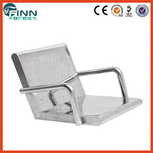 Stainless steel water spa chair