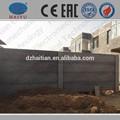 De concreto painel esgrima máquina / produtos de betão / esgrima concreto pré moldado