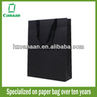 newest shopping paper handle bag