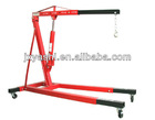 hydraulic shop crane 2ton, light duty