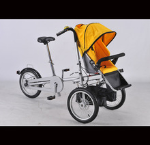 BEISIER MOTHER BABY STROLLER BIKE BABY PUSHCHAIR EN1888