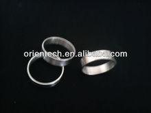 Custom CNC Machined Colored Aluminum Jump Rings