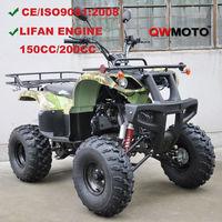 200cc 250cc Lifan Sports ATV CE