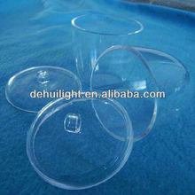 high temperature resistent quartz boat for solar and semiconductor