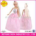 "Oferta 2014 Juguete Modelo de Goma de 15"" de PVC muñeca modelo"