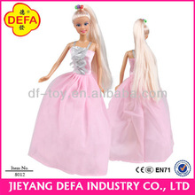2014 Hot Sales 11.5 Inch PVC Model Rubber Toy Fashion doll
