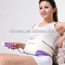 Reducción de grasa del masaje de la cintura, De secado rápido delgado cinturón de masaje