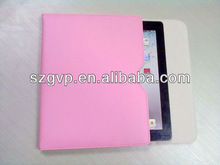 pink color lovely ipad case