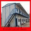 Eco friendly steel made home, log cabin, K-house, Panelized House