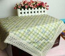 Factory price polyester taffeta waterproof table/ cloth fabric