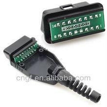 male obd connector