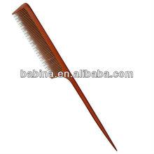 100% salão profissional artesanal bone comb