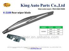 K-210B Exact fit rear wiper blade, SUZUKI swift, sx4, alto rear blade