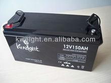 12v 150ah Solar Power Battery/Cell
