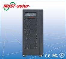 MUST SOlar Factory Price Hospital UPS uninterrupted power supply 10000VA