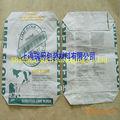 de papel bolsas de harina