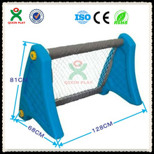 2013 hot sale plastic football goal for kids/mini football goal QX-B3909
