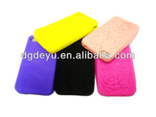fancy sillicone case/cover for iphone4 4S