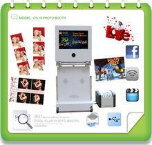 Vending Machine Good For Party Wedding Decoration Portable 3D Photo Studio