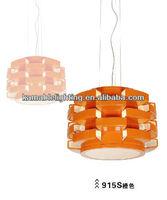 Ceramic Carbon steel pendant light home decoration