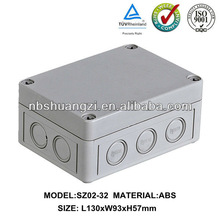 abs plastic electronic enclosure