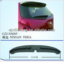 CAR SPOILER FOR NISSAN TIIDA 02-09