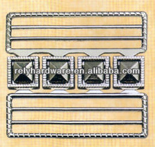 Garment accessories fasteners belt buckles