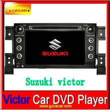 car dashboard dvd gps for Suzuki Victor with FREE GIFT--1 camera for Suzuki