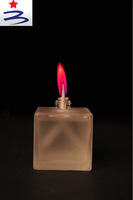 candle color flame oil
