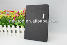 OEM ODM Best quality leather case cover for Apple iPad mini
