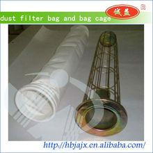 hot sale good quality Polyester dust needled felt filter bag dust remover bag