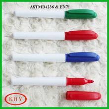 Fine Point Tip 6colors Dry Erase Marker