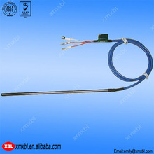 pt100 RTD with compensation cable/temperature sensor rtd pt100