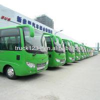 LHD/RHD Diesel China Old School Buses For Sale