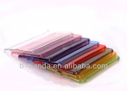 Smart Plastic Crystal Laptop Case for Apple ipad Mini