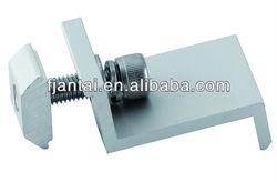 Anodizing aluminum 6005 solar panle end clamp