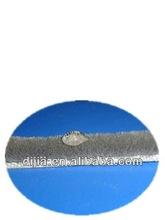 silicone sealing strip brush/brush sealing strip/pile sealing strip