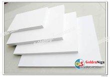 (SGS) PVC foam sheet/lamina de PVC espumado/china manufacturer