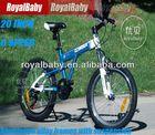 "Royalbaby Climber 20"" mtb mountain bike with suspension and aluminium frames"