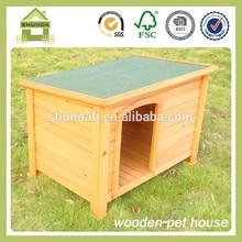 SDD06 Wooden fancy dog kennels
