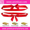 elastic slide bow for wrapping gift box