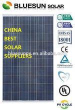 25 years warranty High efficiency Poly 250 watt cis solar panel