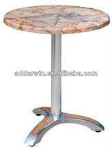 Outdoor Round Marble Stone Garden Table SV-204