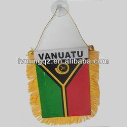 decoration flag banner,super hanging pennant soccer flag,8*12cm banner