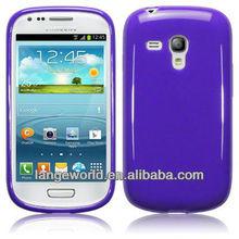 TPU case cover for samsung galaxy s3 mini i8190