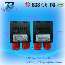 Transceiver optical fingerprint module 1*9 1.25G 80km CWDM 1270nm-1610nm CWDM
