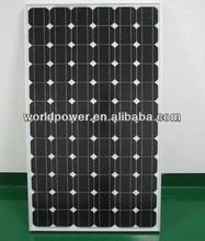 150W 200W 220W Mono Solar Panel 12V 18V 24V