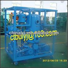 Vacuum technology automatic oil filtration,waste oil refinery machine,transformer oil filtration machine