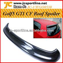 GTI R32 Rear Trunk Spoiler For VW Golf5