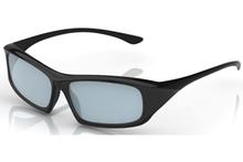 Reuseable Passive Polarized 3D Glassses/Eyewear for Cinema---CP400G64R